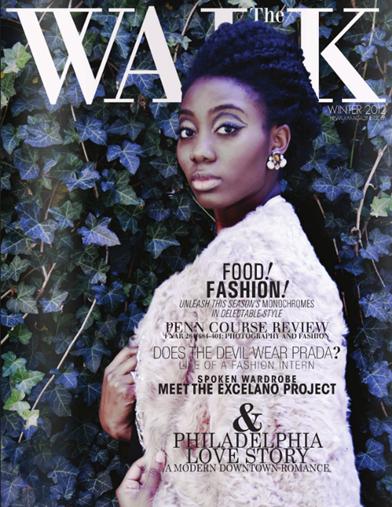 The WALK Cover Winter 2012