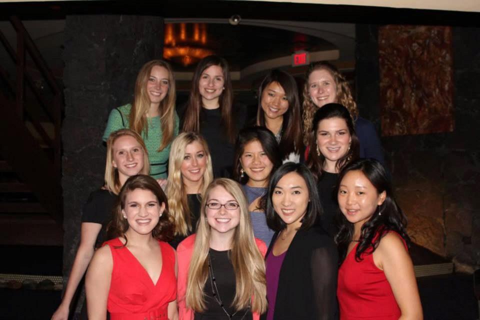 wharton women
