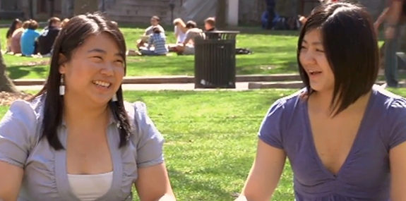 Catherine Gao discusses her experience with Givology, an educational nonprofit founded by Penn students.