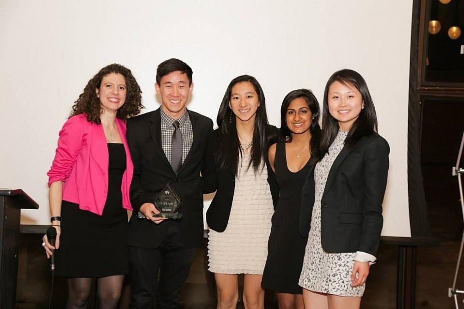 Wharton 3rd Place Award