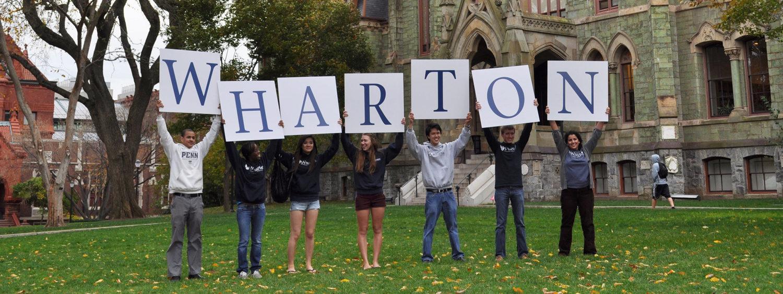 wharton sign